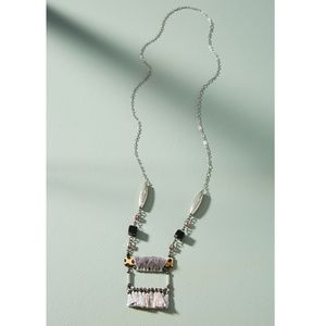 Anthropologie Marrakesh Pendant Necklace by Bl-nk